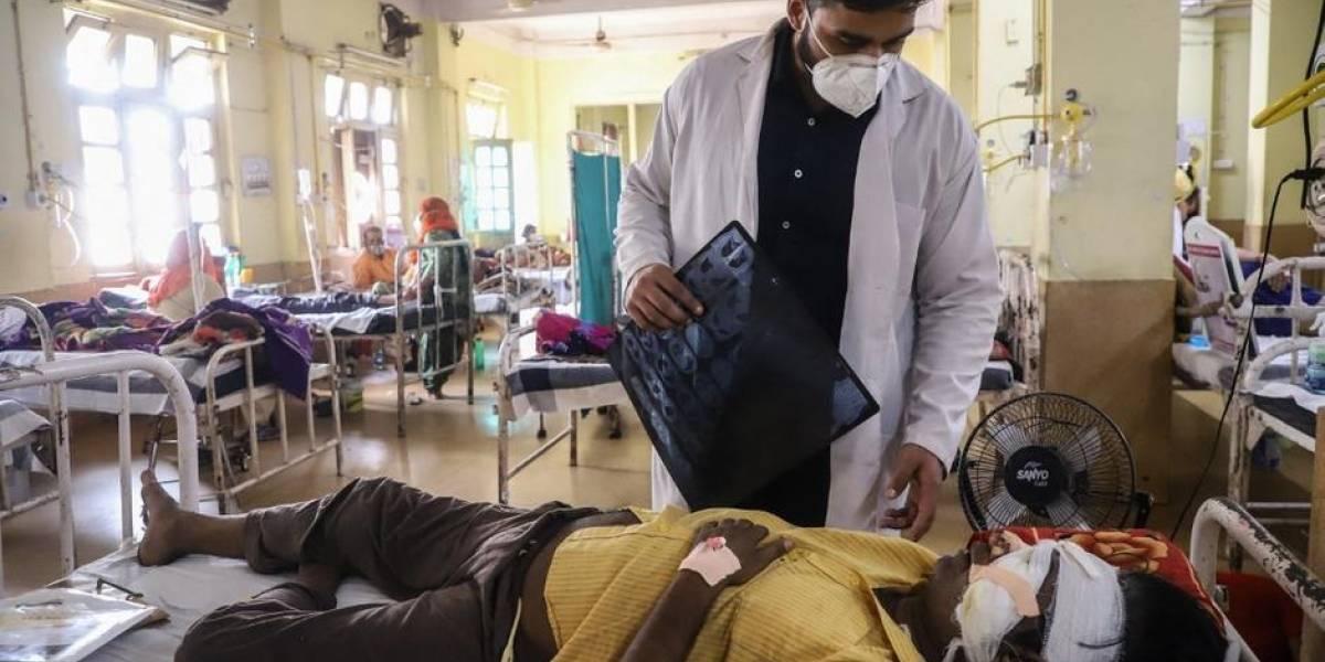 Miles son los infectados con hongo negro en India, ¿qué es esta enfermedad?