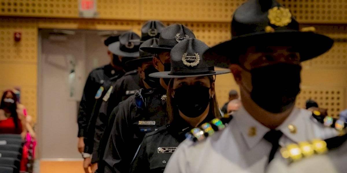 15 nuevos agentes se unen a la Policía Municipal de San Juan