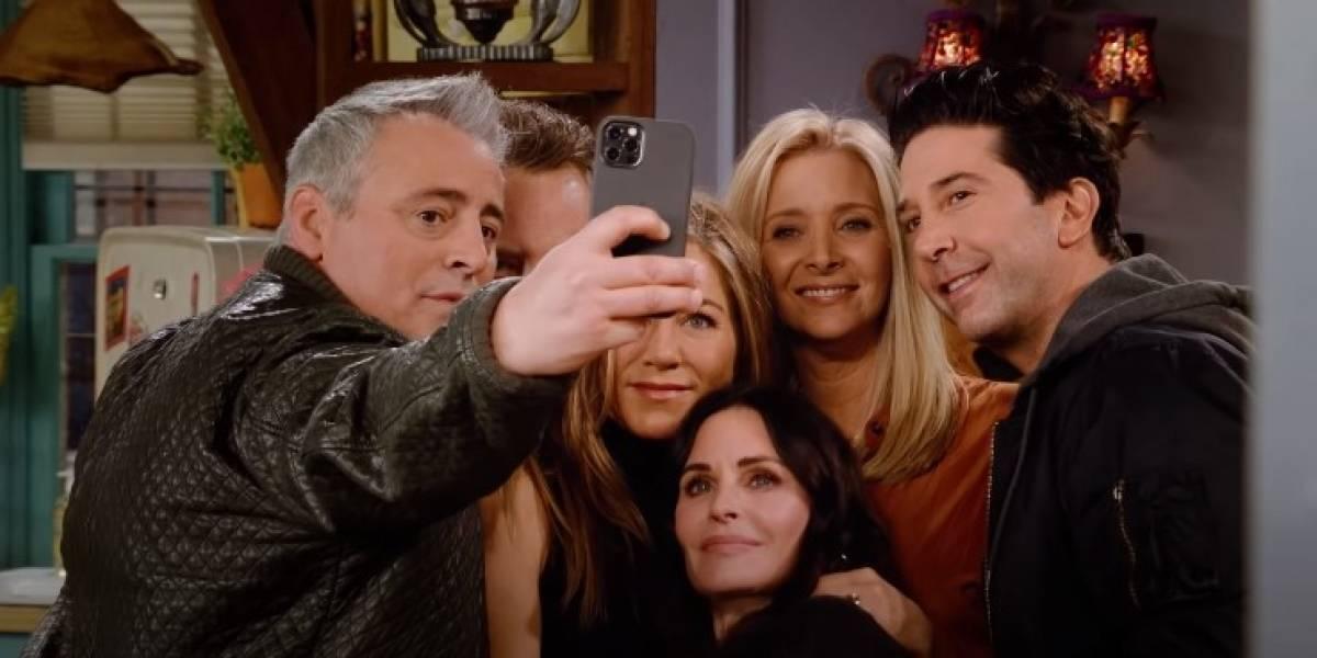 """""""Friends The Reunion"""": La reacción de los fans tras el estreno del tráiler"""
