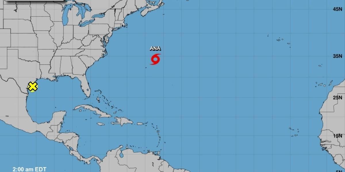 Ana se convierte en tormenta tropical