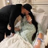 Raphy Pina celebra las dos semanas de nacimiento de Vida Isabelle
