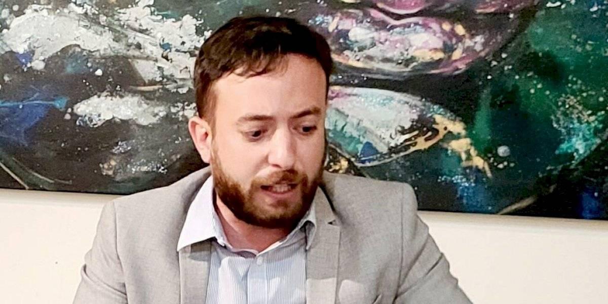 El politólogo argentino Agustín Laje llega a Puerto Rico con una agenda bien definida