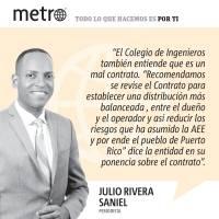 Opinión de Julio Rivera Saniel: LUMA: ¿Salvación o debacle?