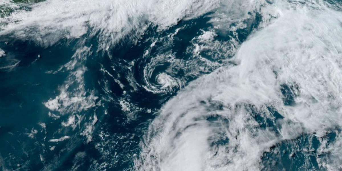 Tormenta Ana se degrada a ciclón postropical en el Atlántico