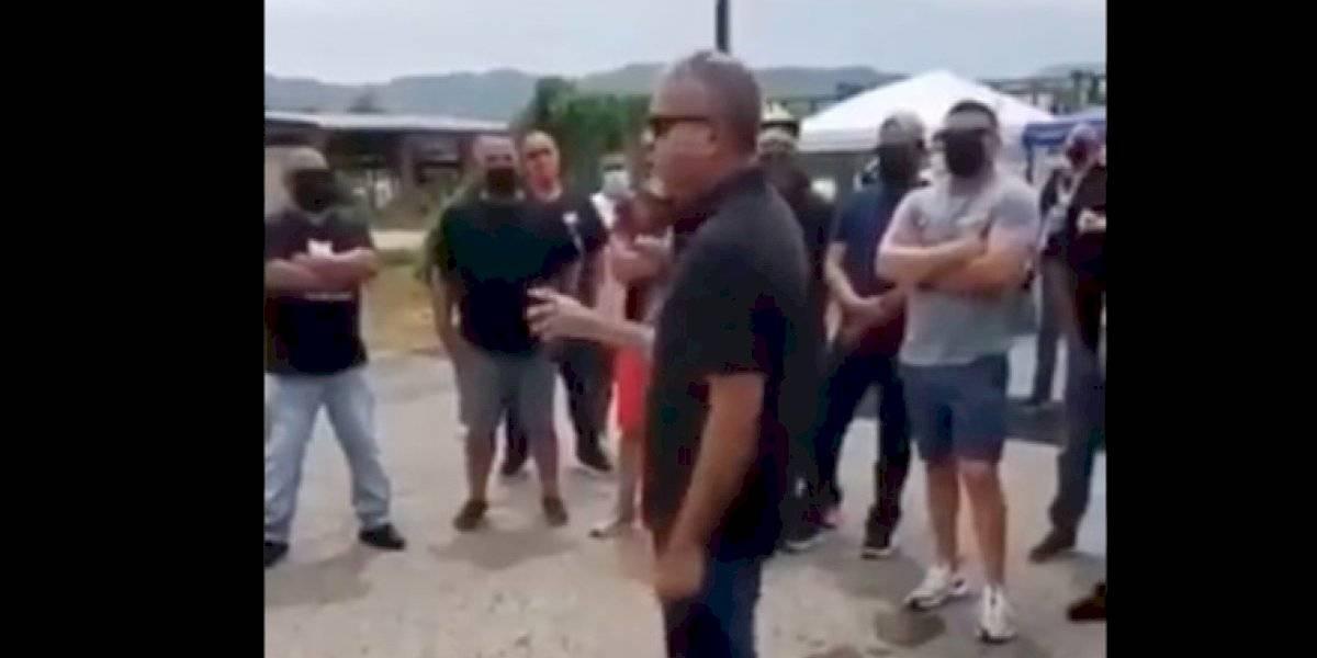 """Figueroa Jaramillo a sus unionados: """"Tenemos cuatro días pa' jo..."""""""