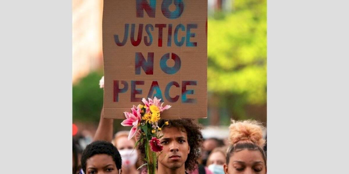Estados Unidos: Marcha conmemora un año de la muerte de George Floyd