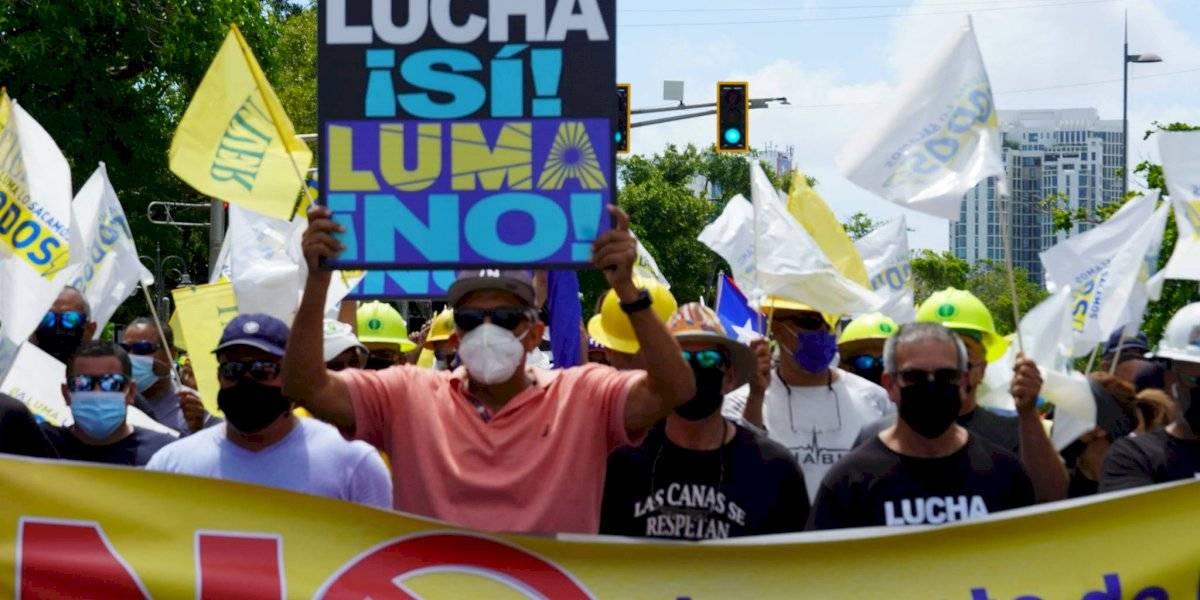 Solicitan a Biden que tome acción sobre contrato con LUMA Energy