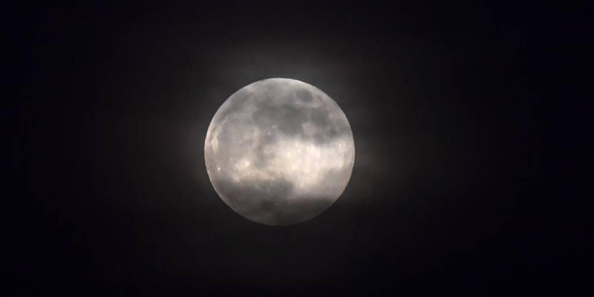¿Preparados? Habrá eclipse lunar y superluna este 26 de mayo