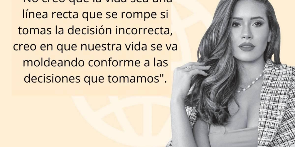 Opinión de Danna Hernández: ¿Y si me equivoco?