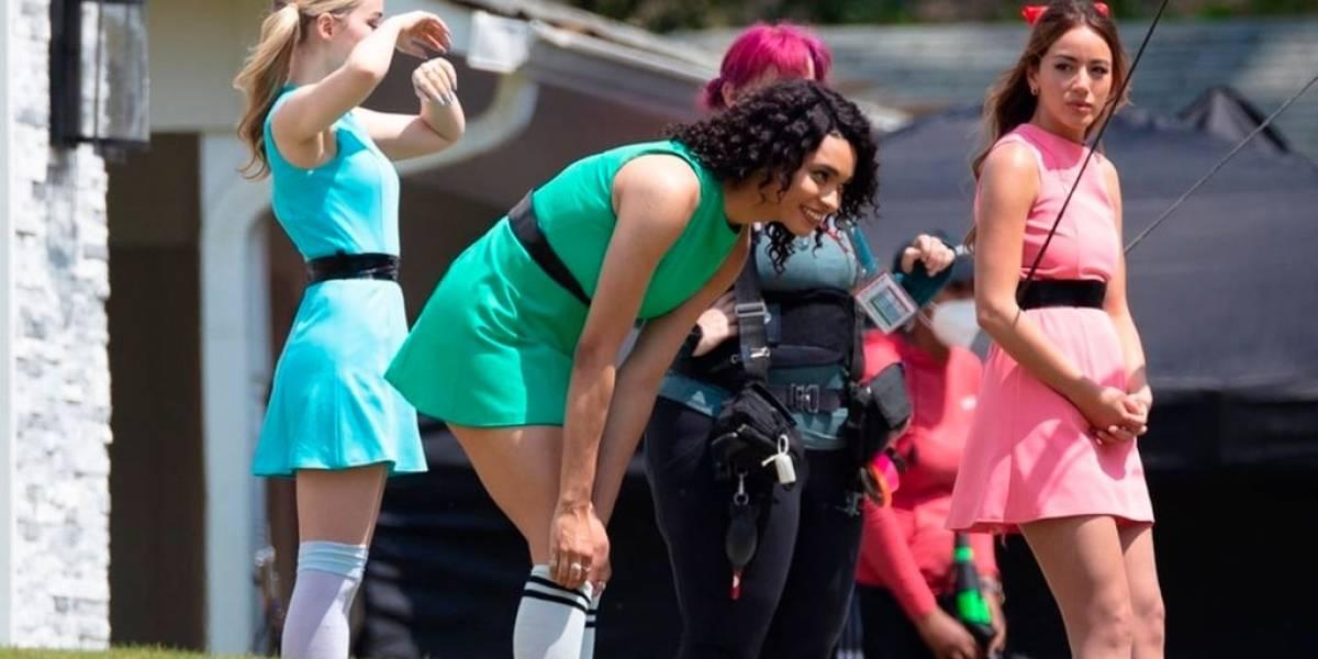 """Cancelan 'live action' de """"The Powerpuff Girls"""""""