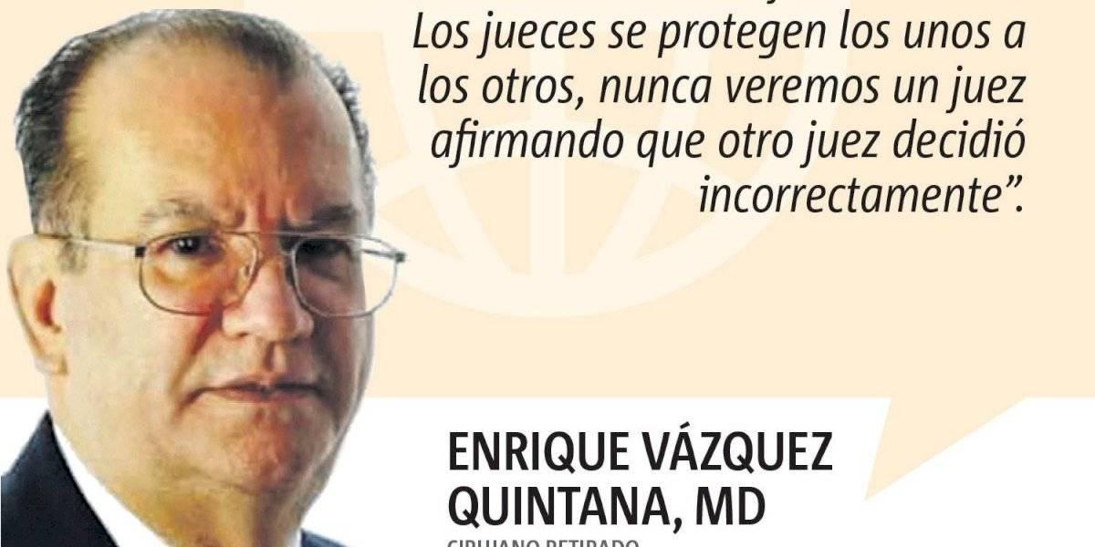 Opinión de Enrique Vázquez Quintana: Error craso