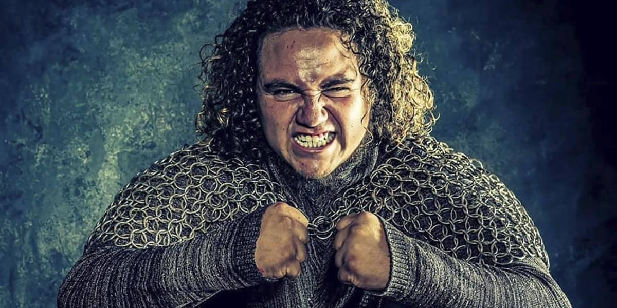 Einar El Vikingo, el luchador que agredió a un niño y se volvió viral en redes