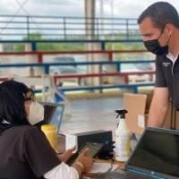 Más de 250 jóvenes entre 12 y 17 años se vacunan en Aguada