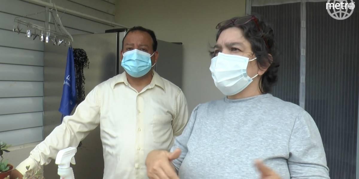 Matrimonio cuenta lo que enfrentó durante los incendios del fin de semana en Gurabo