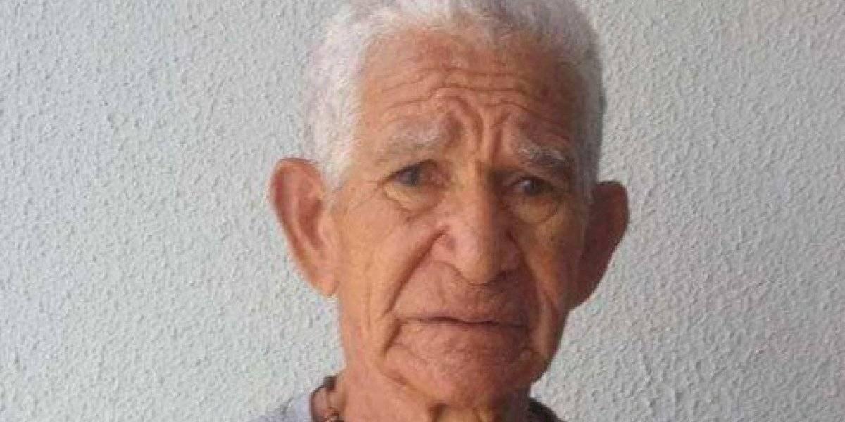Reportan desaparecido a hombre de 83 años en Cupey