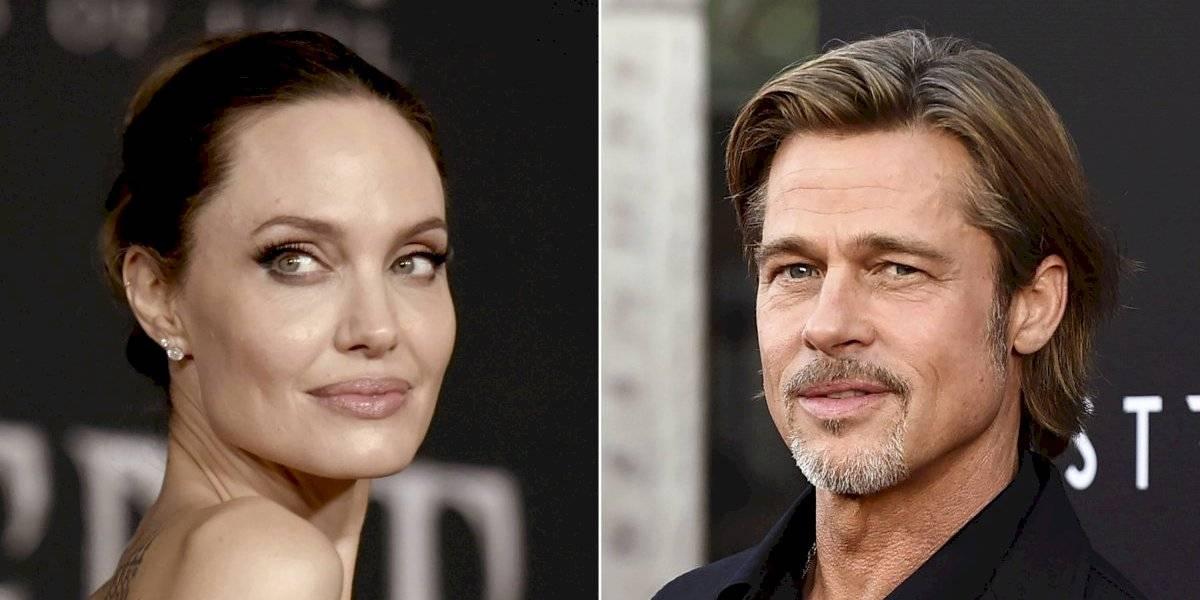 Jolie dice que juez de divorcio no deja a sus hijos declarar
