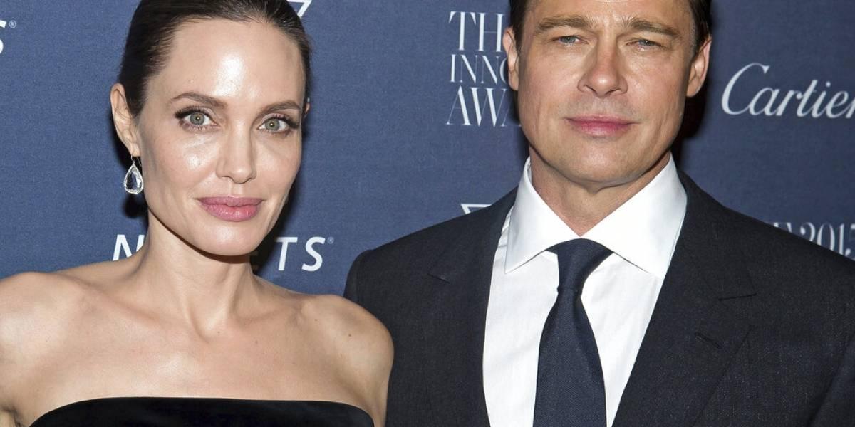Se complica el divorcio de Brad y Angelina: la actriz dice que el juez no deja declarar a sus hijos