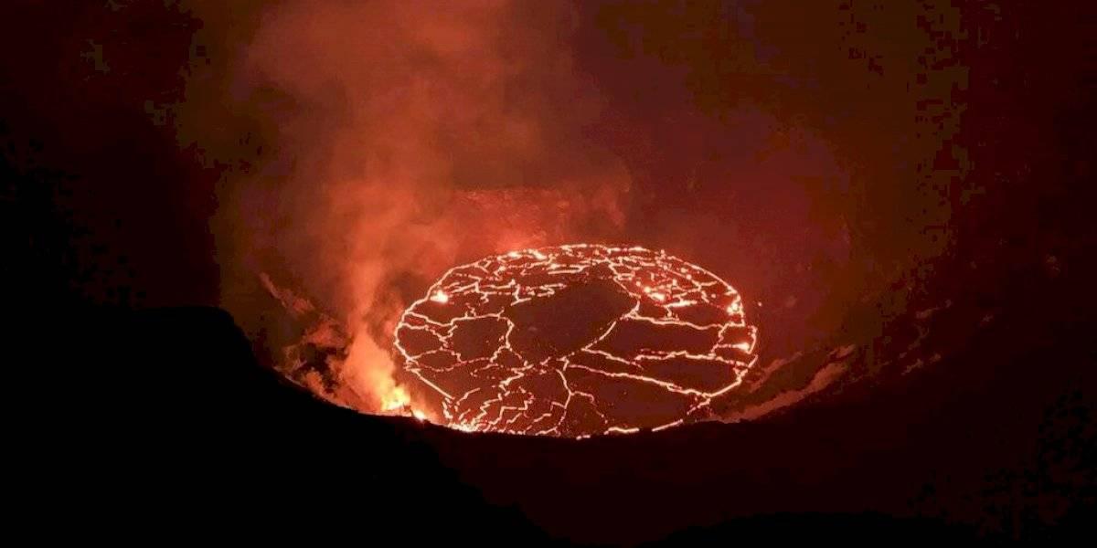 Volcán Kilauea en Hawai deja de hacer erupción tras 157 días