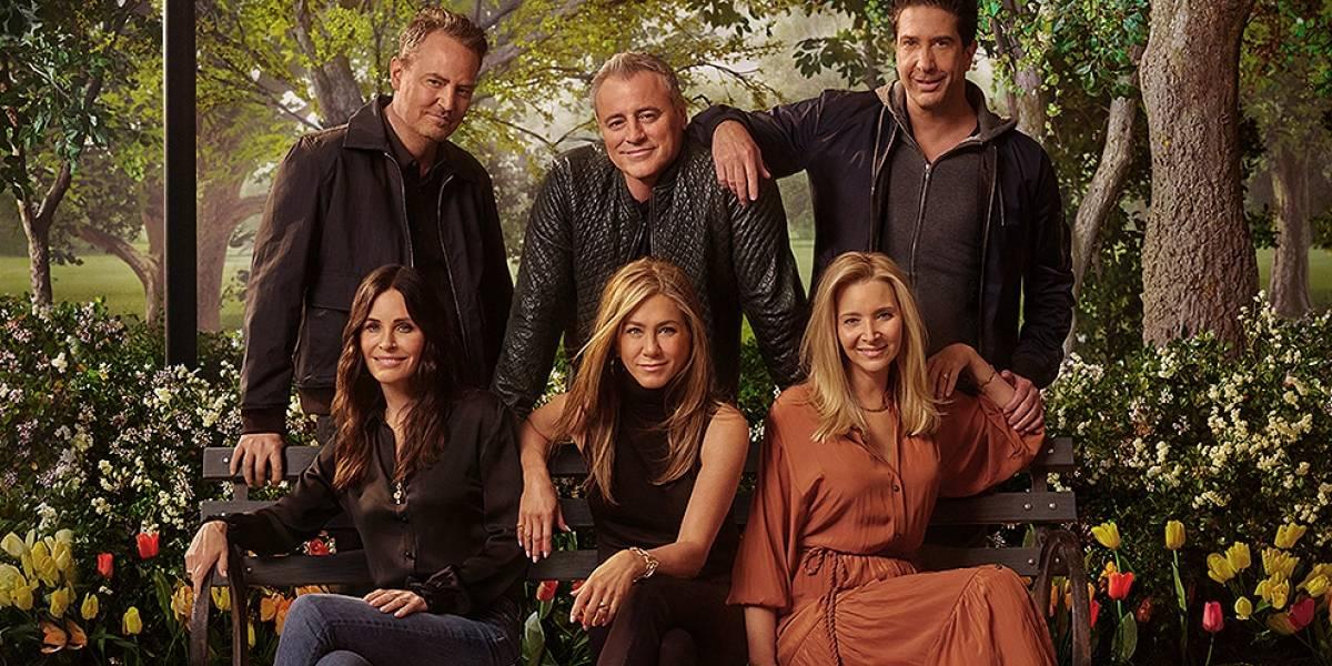 """Protagonistas de """"Friends"""" confiesan si fueron más que amigos detrás de las cámaras"""