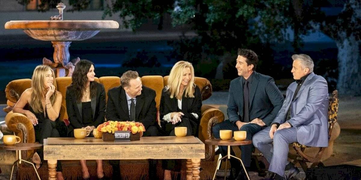"""Ya está aquí: Conmovedora y cándida la reunión de """"Friends"""""""