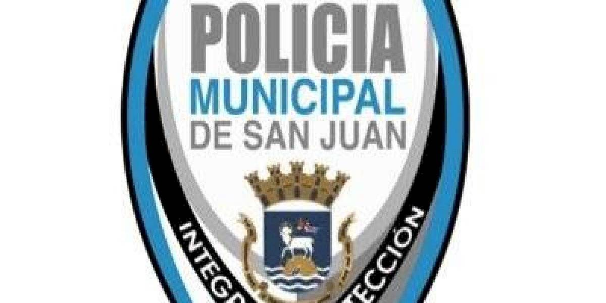 Radican cargos a individuo que vandalizó vehículos de la Policía de San Juan