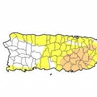 Cerca del 20 por ciento de Puerto Rico está bajo sequía moderada