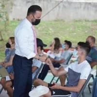 Villalba logra inmunizar el 60 por ciento de su población contra COVID-19