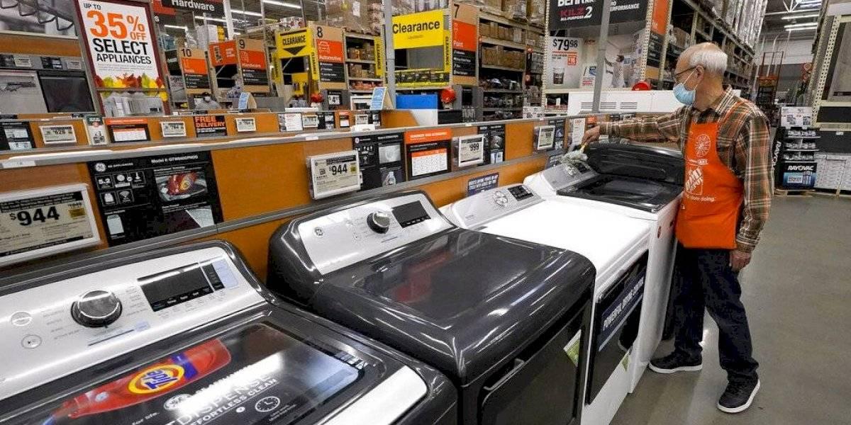 Pedidos en Estados Unidos de bienes duraderos caen un 1.3 por ciento en abril