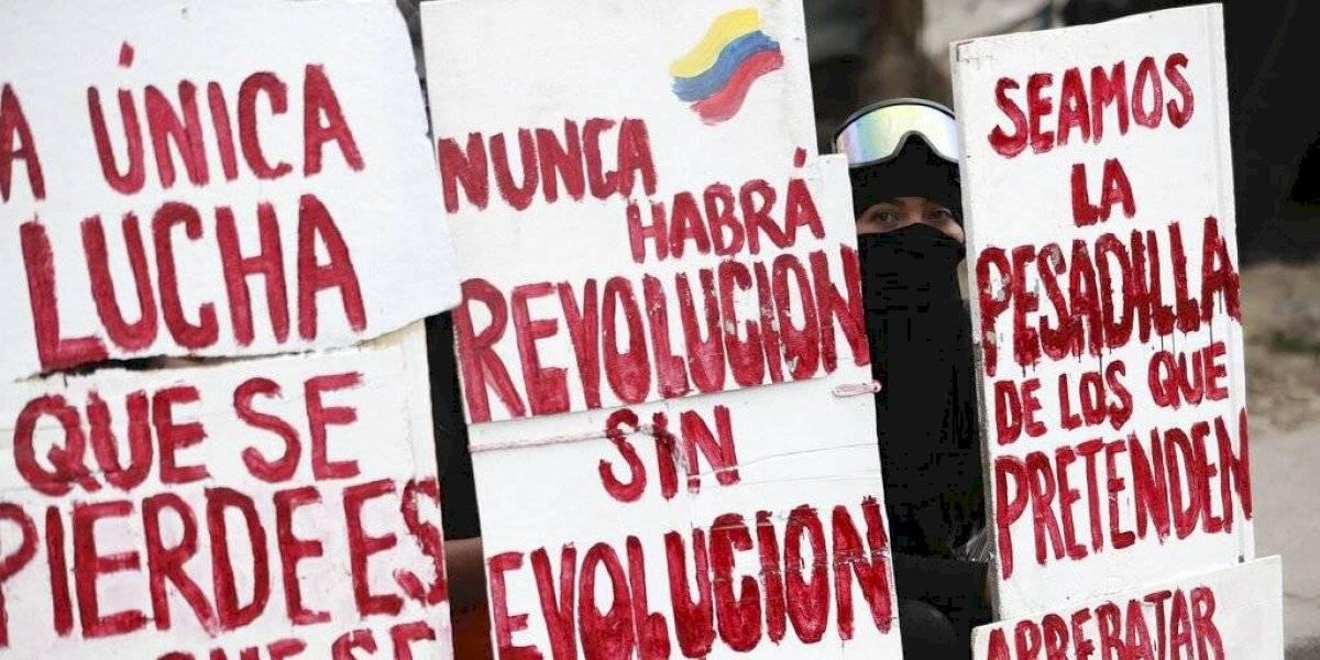 Colombia cumple un mes de protestas sin acuerdos a la vista