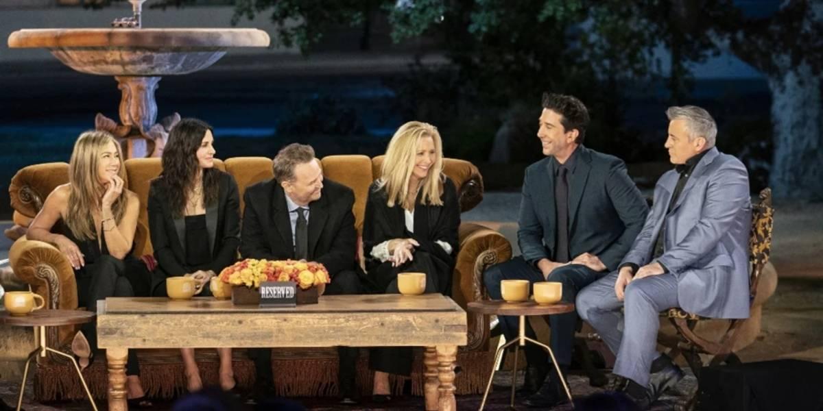 Jennifer Aniston y David Schwimmer revelan su historia de amor