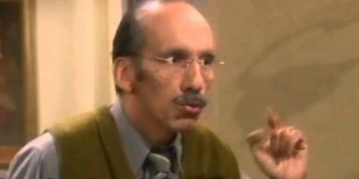 """Jorge Herrera, actor de """"Yo Soy Betty, la Fea"""" reveló su inspiración para la frase """"El diablo es puerco"""""""