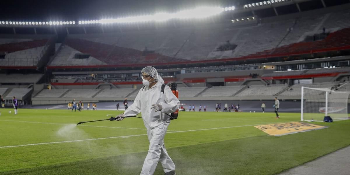 La Copa América ya no se celebrará en Argentina, informó CONMEBOL