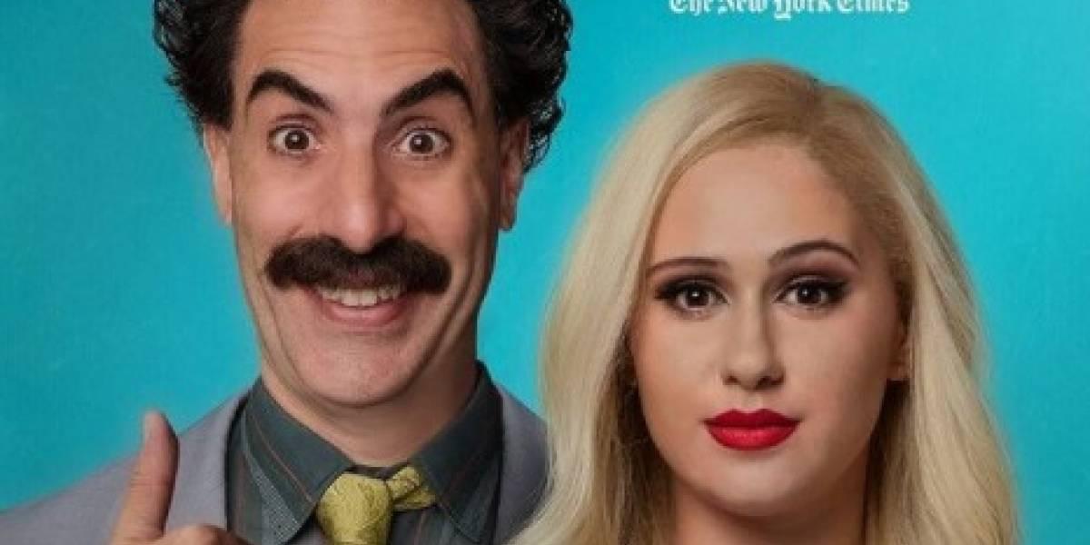 """Amazon Prime planea hacer una serie a partir de escenas eliminadas de """"Borat"""""""