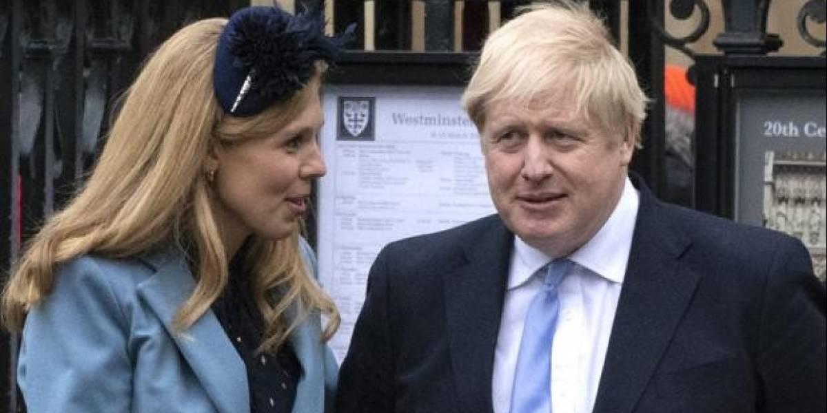 La boda secreta de Boris Johnson: único primer ministro inglés en funciones que se casa en 200 años