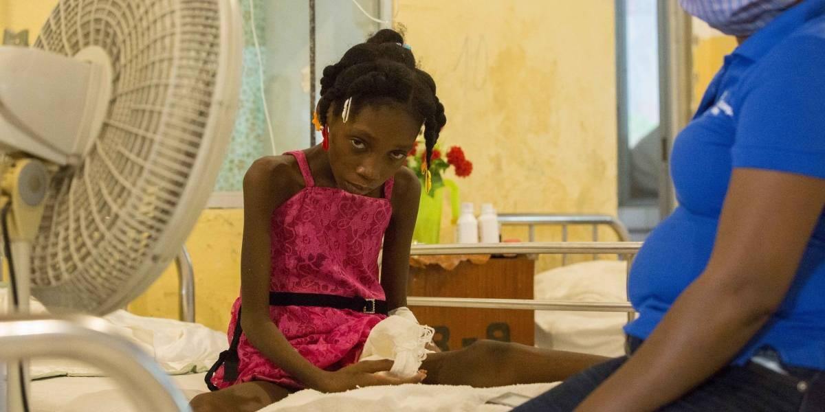 La malnutrición crece en Haití durante la pandemia