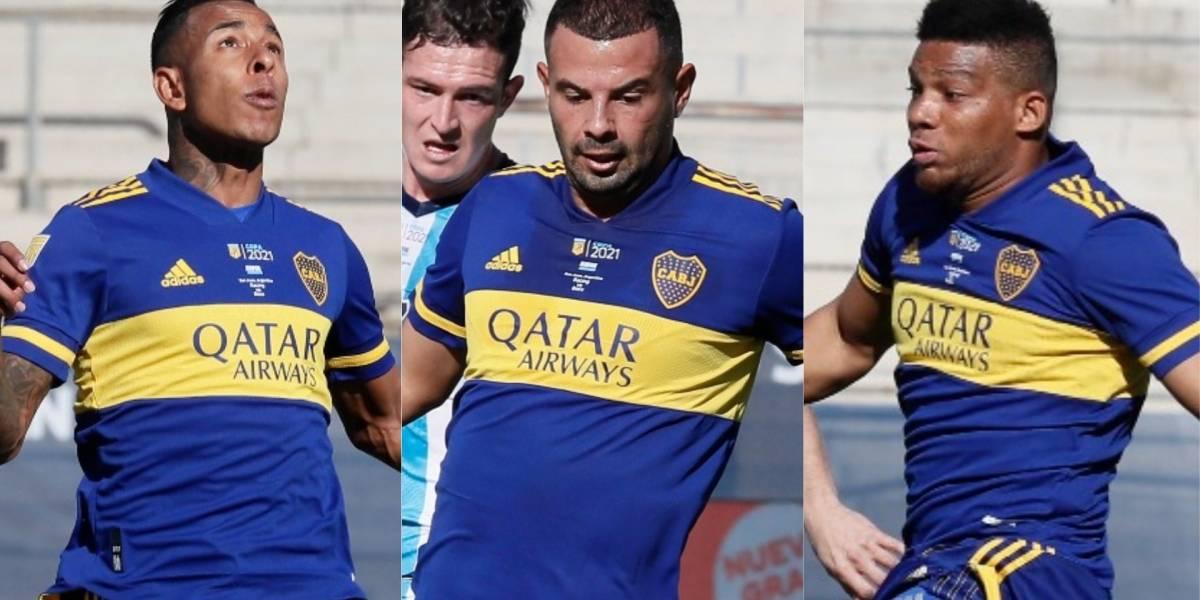VIDEO   Rendimiento de los colombianos en Boca Juniors VS ...