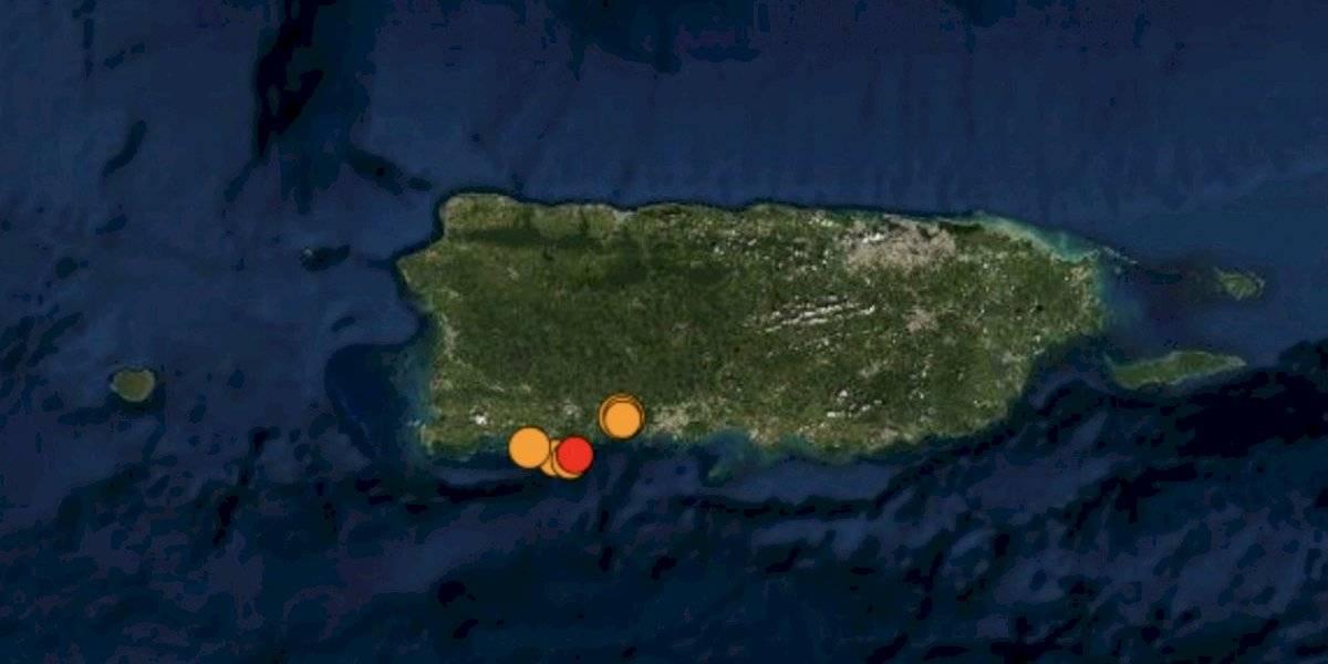 Temblor de magnitud 4.2 fue sentido en varios pueblos