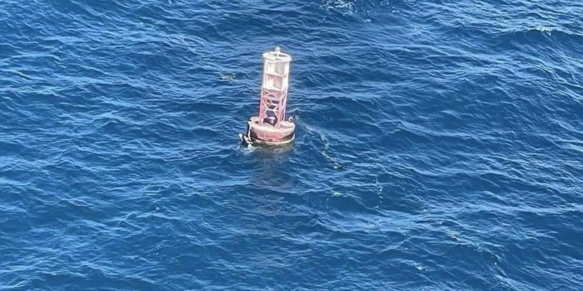 Rescatan a tres personas que desaparecieron ayer mientras navegaban por el área de Fajardo