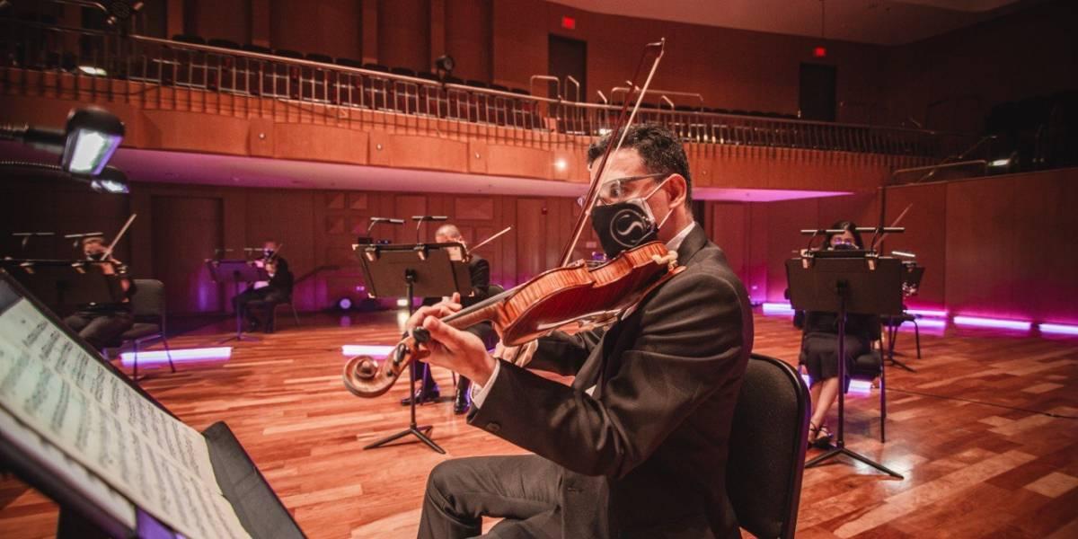 Orquesta Sinfónica de Puerto Rico realizará concierto presencial este sábado