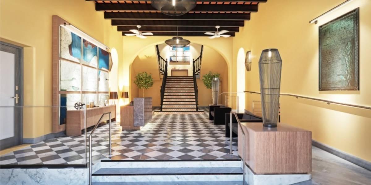 Hotel Palacio Provincial: un sueño de película en el Viejo San Juan