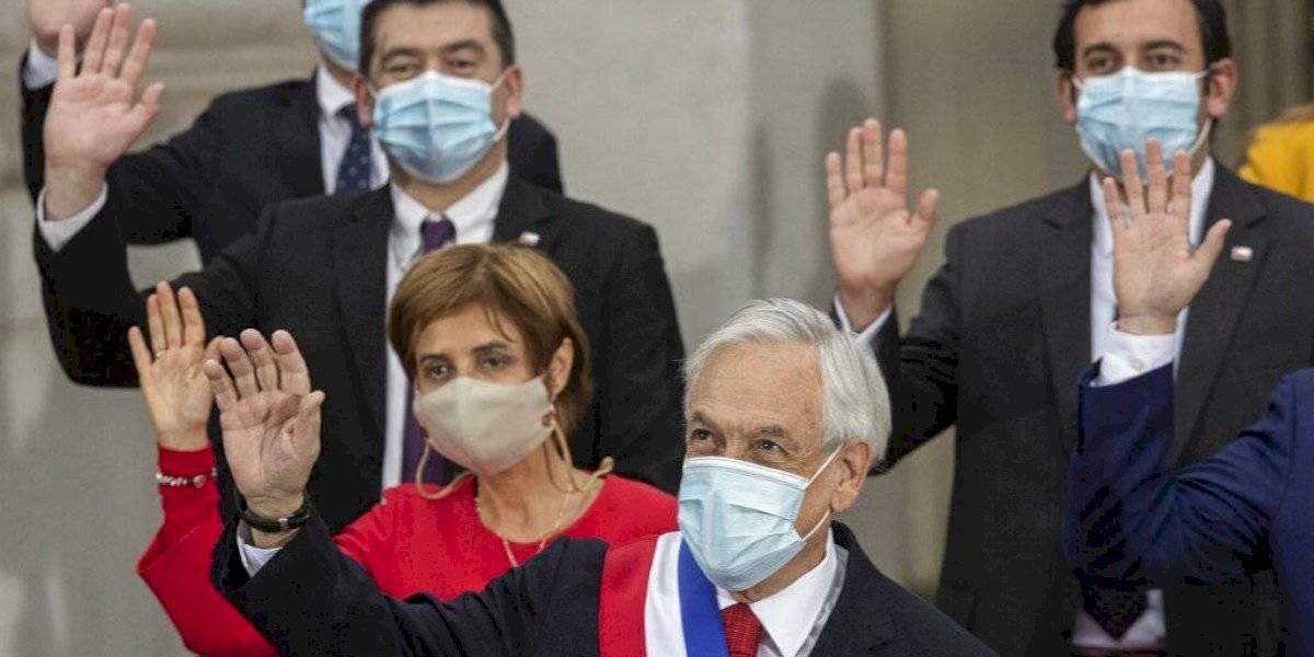 Presidente Piñera sorprende al anunciar apoyo al matrimonio igualitario en Chile