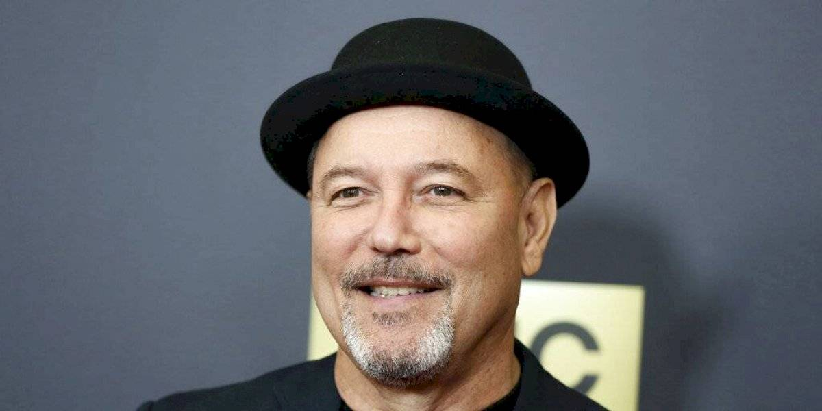 Rubén Blades denuncia desaparición de compañero músico en Cuba