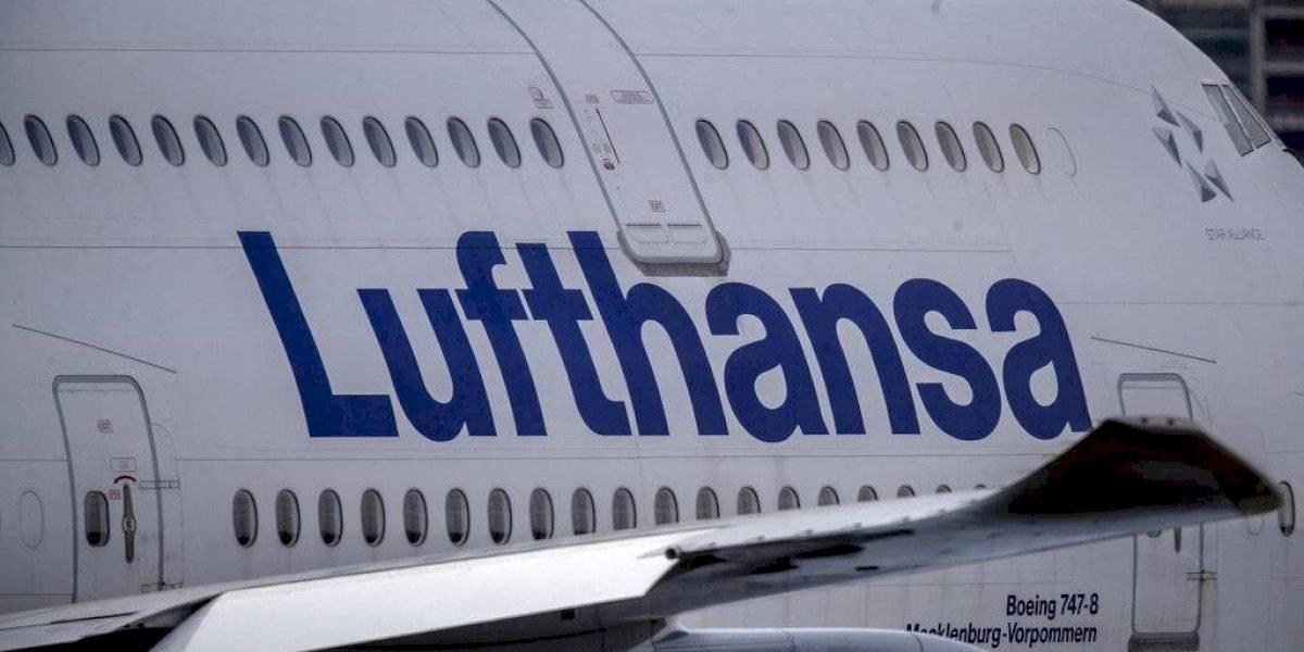 Lufthansa recibe luz verde para reanudar vuelos a Rusia