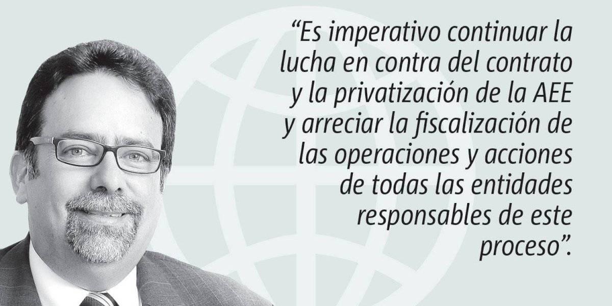Opinión de Denis Márquez: La lucha continua