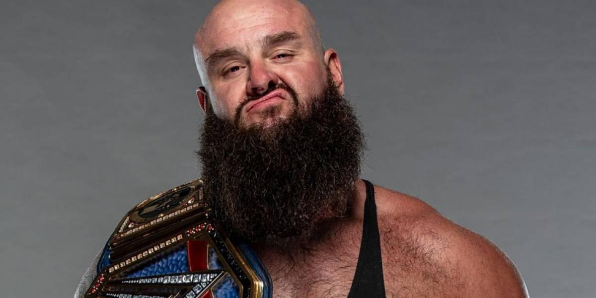 WWE anuncia sorpresivo despido de Braun Strowman