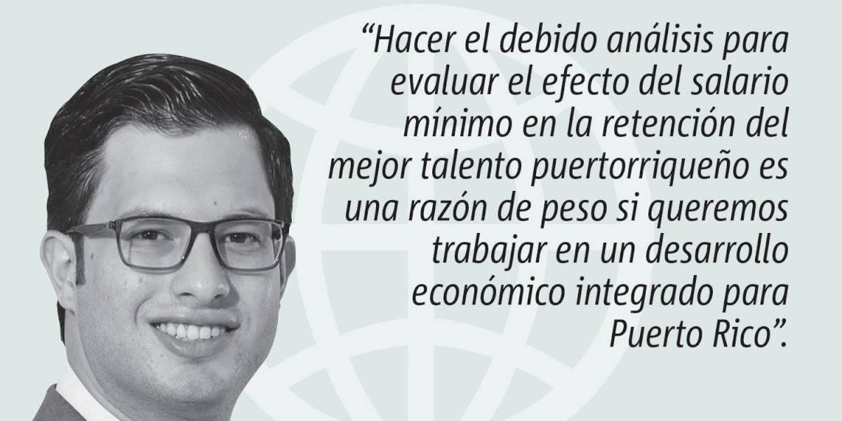 Opinión de Héctor Ferrer: Encaminada la justicia salarial