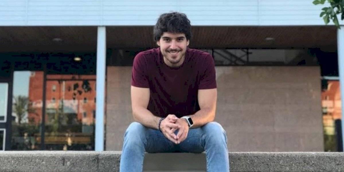 Estudiante catalán egresado de la UPR obtiene nota más alta en la reválida de Derecho