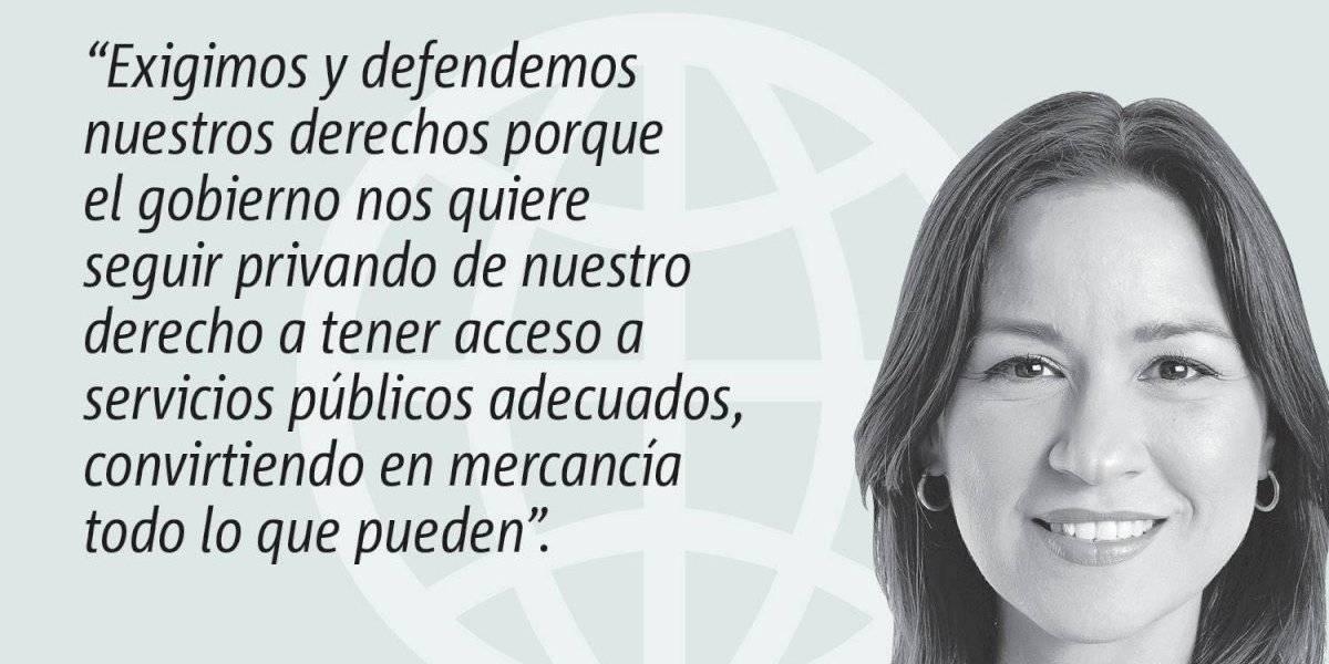 Opinión de Rosa Seguí: Unidad en la acción