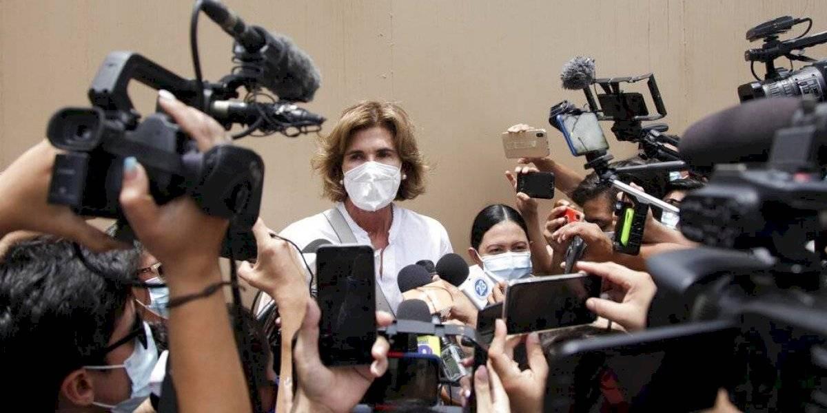 Cristiana Chamorro permanece incomunicada y bajo arresto domiciliario en Nicaragua