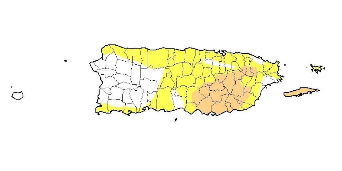 El 68 por ciento de Puerto Rico está anormalmente seco